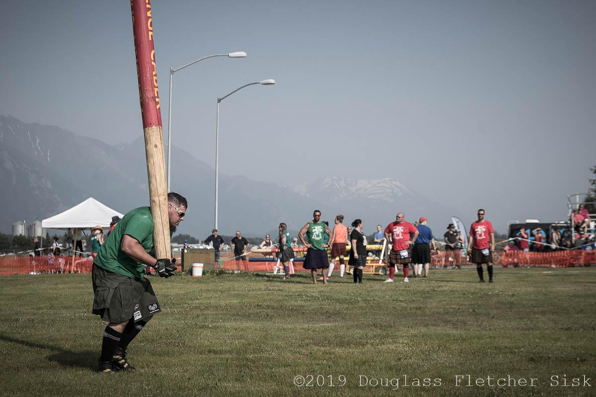 Danny Autry Highland Games